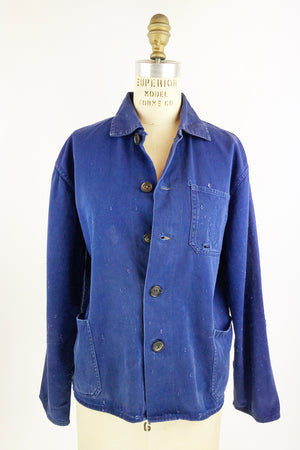 1960s Chinese Work Jacket
