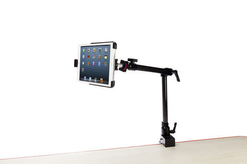 Hover w/Super Clamp w/Adjustable iPad 9.7/10.5 Mounting Cradle