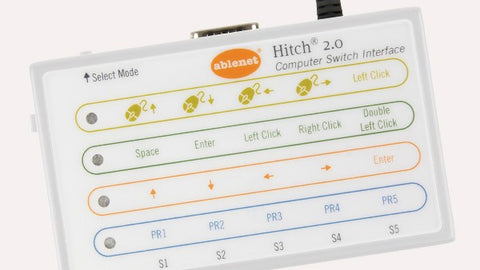 Hitch 2.0 Computer Switch Interface
