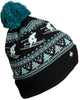 Women's Suzy Pom Beanie - Winter Mint