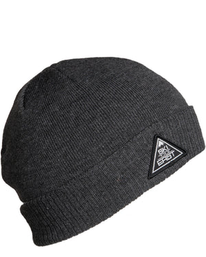 Summit Beanie - Charcoal