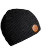 Camper Fleece Lined Beanie - Black
