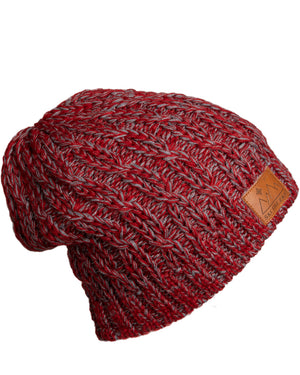 Women's Notchbrook Beanie- Brick
