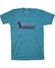 Backscratcher Tee - Ice Blue