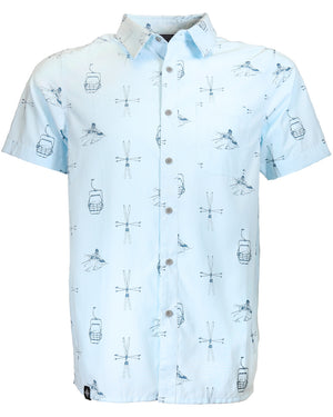 Road Trip Shirt - Sea Green