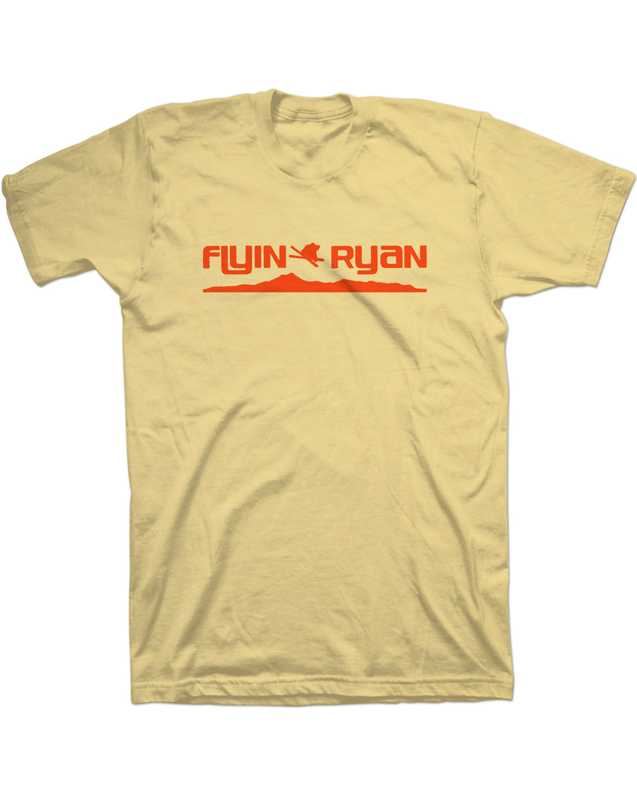 Flyin Ryan Ridge Tee - Banana