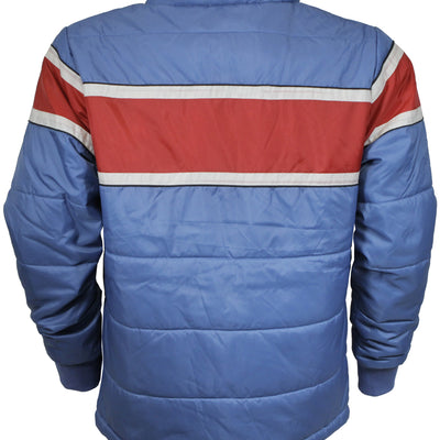 Royale Puffy Jacket - Arctic Blue