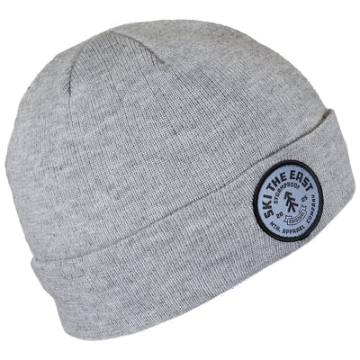 Spindrift Beanie - Gray Heather