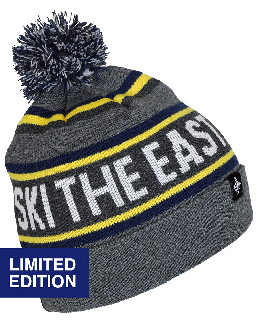 5da59825495 Ltd. Edition Tailgater Pom Beanie - Gray Bird