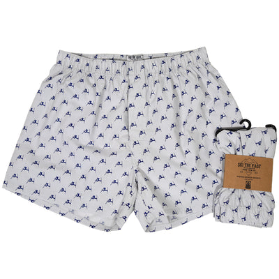 Daffy Boxer Shorts - Gray