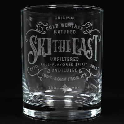 Stormin' Whiskey Glass 4-Pack