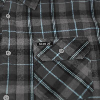 Savage Flannel - Gray