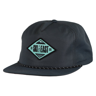 Glory Daze Unstructured 5 Panel Hat - Champion Charcoal
