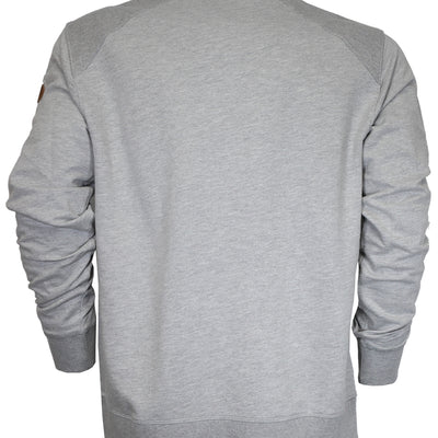 Northwoods Thermal Henley - Gray
