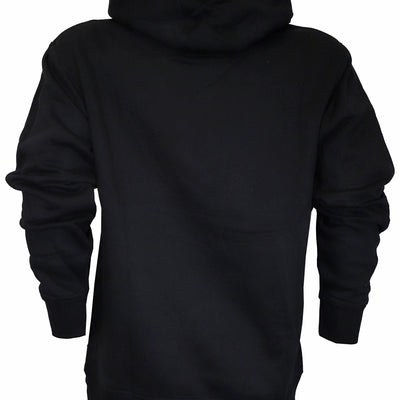 Born From Ice Pullover Hoodie - Black