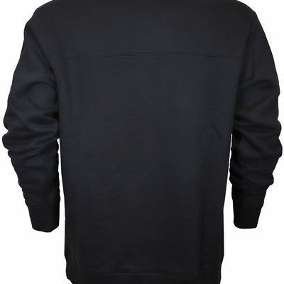 Quarry Crew Sweatshirt - Black