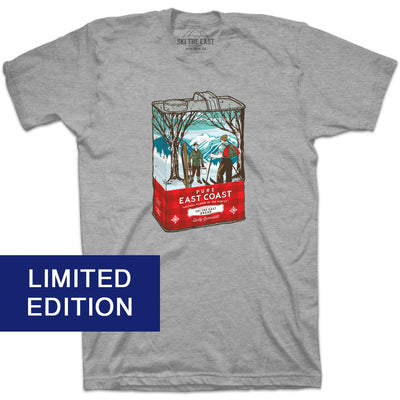Flavor Of The Forest Tee - Gray