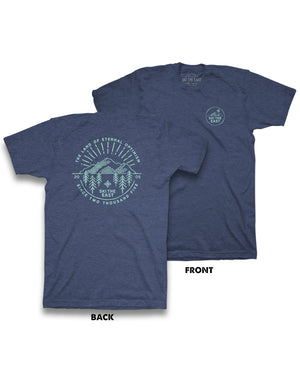 Eternal Tee - Midnight Navy