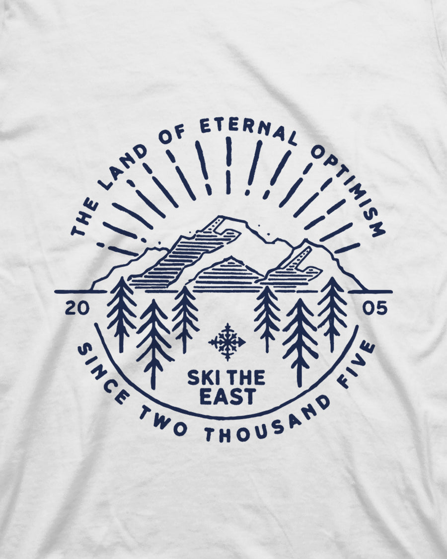 Eternal Tee - White