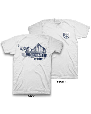 Lodge Tee - White