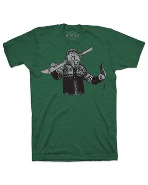 Mountain Man Tee - Forest