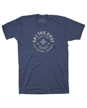 Stormproof Tee - Midnight Navy