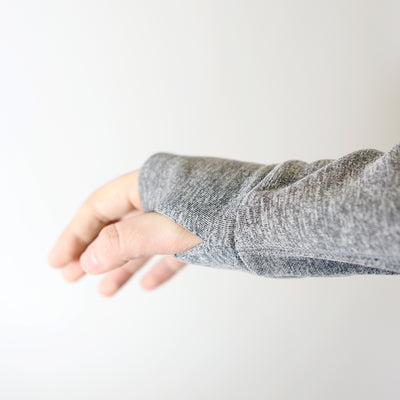 Women's Pinnacle Funnel Neck - Gray