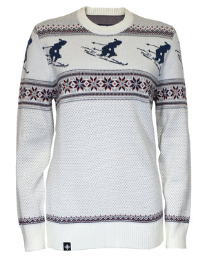 Women's Schuss Sweater - Cream