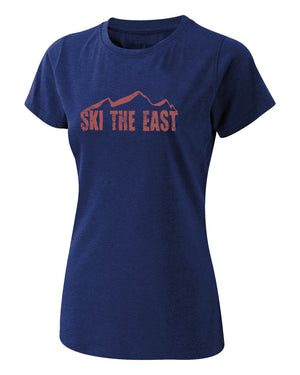 Women's Vista Tee - Midnight Navy