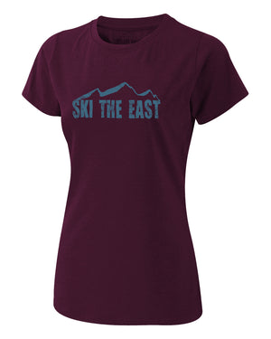 Women's Vista Tee - Plum