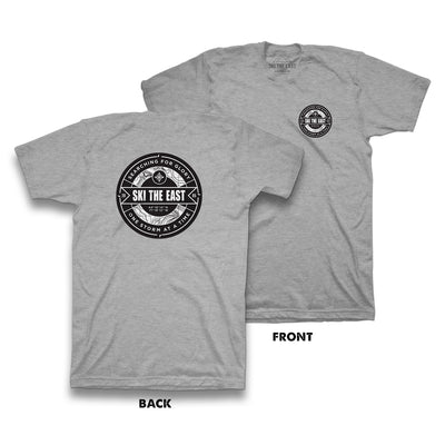 Youth Navigator Tee - Gray