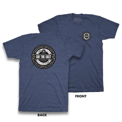 Youth Navigator Tee - Midnight Navy