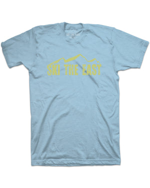 Youth Vista Tee - Ice Blue