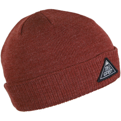 Summit Beanie - Brick