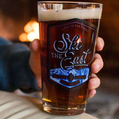 Highlands Pint Glass