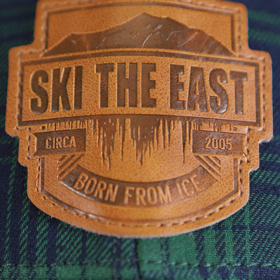 Born From Ice Hat - Sidecountry Flannel