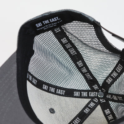 Eternal Canvas Trucker Hat - Charcoal