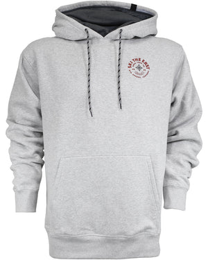 Icon Pullover Hoodie - Gray