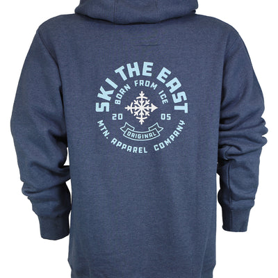 Icon Pullover Hoodie - Navy