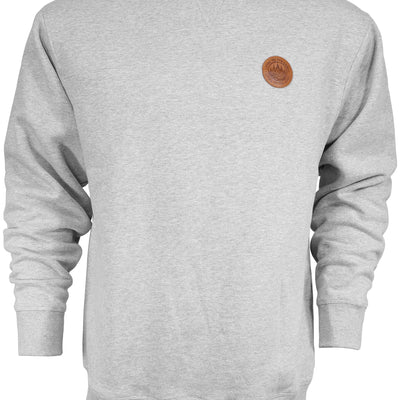 Quarry Crew Sweatshirt - Gray