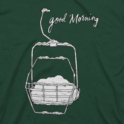 Good Morning Tee - Forest