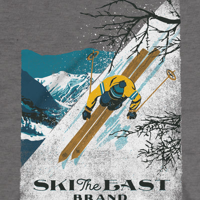 First Descent Tee - Gray