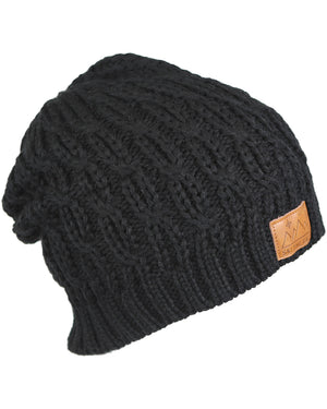 Women's Notchbrook Beanie - Black