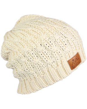 Women's Notchbrook Beanie - Cream