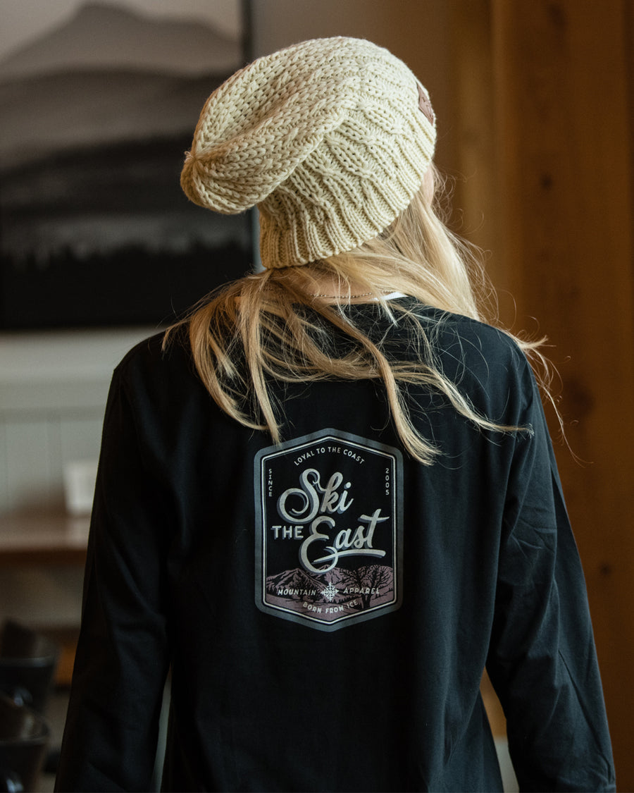 Women's Highlands Longsleeve - Vintage Black