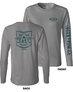Women's Born From Ice Longsleeve - Gray