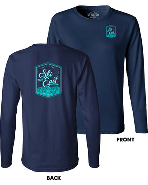 Women's Highlands Longsleeve - Navy
