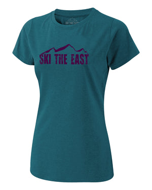 Women's Vista Tee - Teal