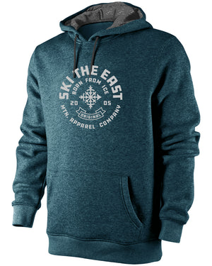 Youth Icon Pullover Hoodie - Teal