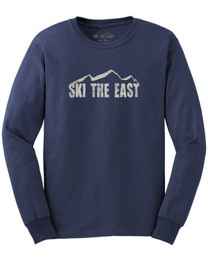 Youth Vista Longsleeve - Navy